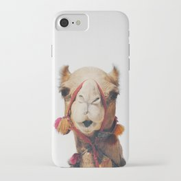 Camel iPhone Case