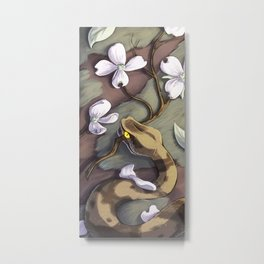Copperhead Metal Print