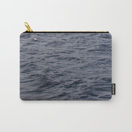 Wild waves in Loch Ness Carry-All Pouch