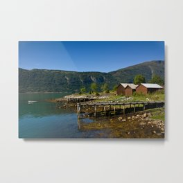 Missing summer Metal Print
