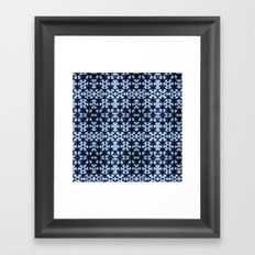Indigo  Framed Art Print
