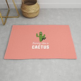 Thorny Cactus T-Shirt for all Ages Dxmcv Rug