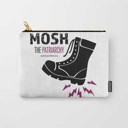 MOSH the Patriarchy Carry-All Pouch