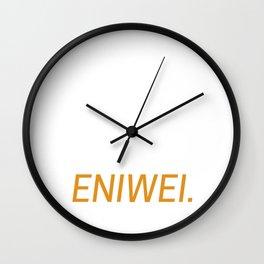 ENIWEI Wall Clock