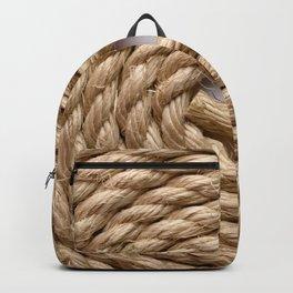 Sisal rope Backpack