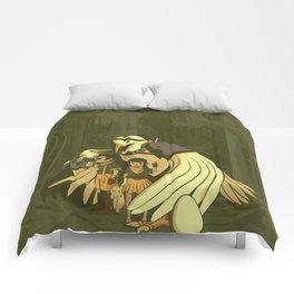 Aviary Adoption Comforters