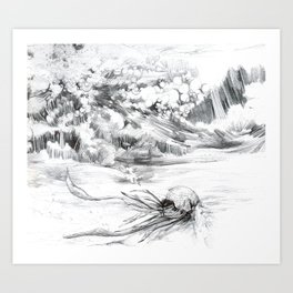 Another Boat Motor Casualty Art Print
