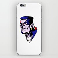 xmen iPhone & iPod Skins featuring x16 by jason st paul