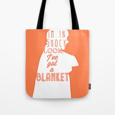 Shock Tote Bag