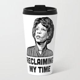 reclaming my time Travel Mug