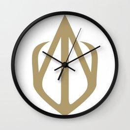Invicta Logo Wall Clock