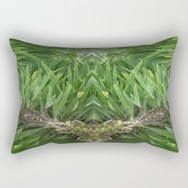 One Day We'll  Grow Up  Rectangular Pillow