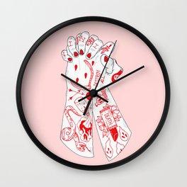 Nihilist Wall Clock