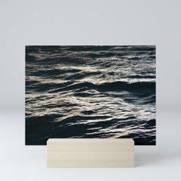 Stormy Seas- Dark Wave Photography Mini Art Print