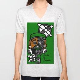 Street Human-Bear  Unisex V-Neck