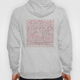 The Complete Voynich Manuscript - Red Tint Hoody