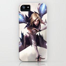 Kai'Sa Invictus Gaming Skin iPhone Case