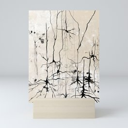 Neurons Mini Art Print