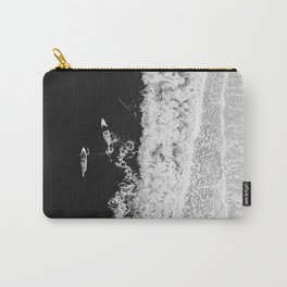 Ocean Surfing Girls Carry-All Pouch
