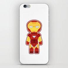 Chibi Iron Man iPhone & iPod Skin