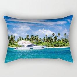 The Future Life Rectangular Pillow