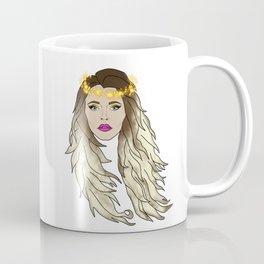 Digital Girl Coffee Mug