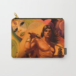 Dream Tower Media Heroic Fantasy Adventure Carry-All Pouch