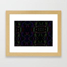 Colorandblack serie 240 Framed Art Print