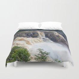 Beautiful Barron Falls Duvet Cover