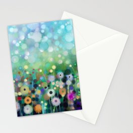 Dandelions #2 Stationery Cards