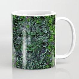 THE GREEN MAN Coffee Mug