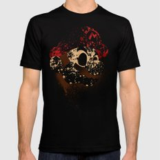 The Red Knight (Red Version) Black MEDIUM Mens Fitted Tee