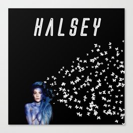 Halsey (Demo) Canvas Print