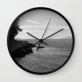 castaway Wall Clock