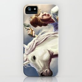 Arcane West iPhone Case