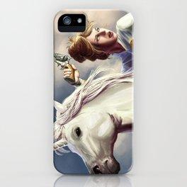 Arcane West iPhone Case