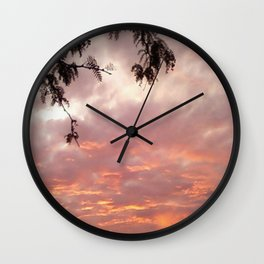 After Six Wall Clock