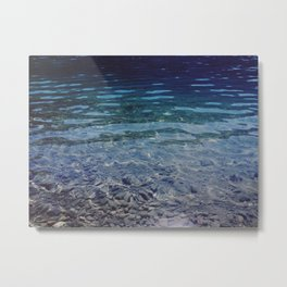Puget Sound Metal Print