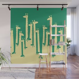 Such A Great Height Wall Mural