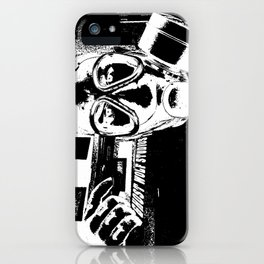 Nothing Left B&W iPhone Case