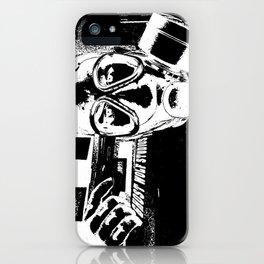 Nothing Left B&W iPhone Case