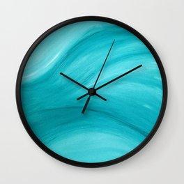Ocean Spirit Wall Clock
