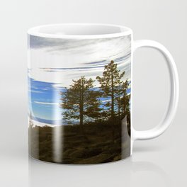 Shadowy North Lake Tahoe Coffee Mug