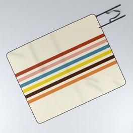 Classic Retro Govannon Picnic Blanket