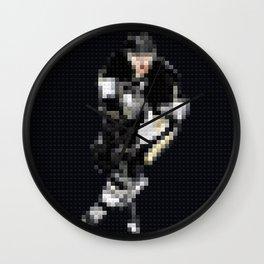 Penguins - hockey - Legobricks Wall Clock