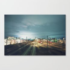 ✎_ _ _ _ _ Canvas Print