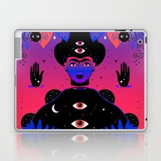 Noche Tropical  de Frida Laptop & iPad Skin