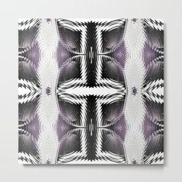 Frame Oddity Pattern 11 Metal Print