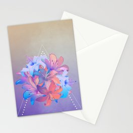 lily bouquet Stationery Cards