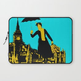 Mary in the City  Laptop Sleeve
